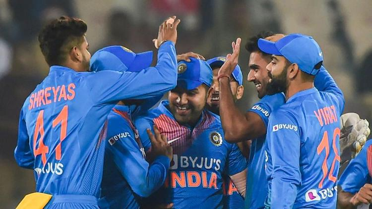 T20 Cricket: India Beat West Indies By 67 Runs To