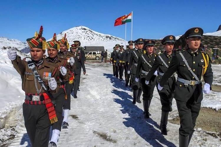 Border Row: China Refuses To Budge From Pangong An
