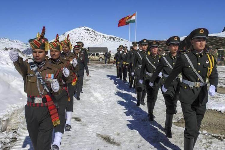 Chinese Army Kidnaps Five Indian Civilians From Ar