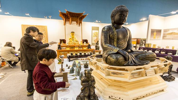 Expo To Showcase The Business Of Buddhism
