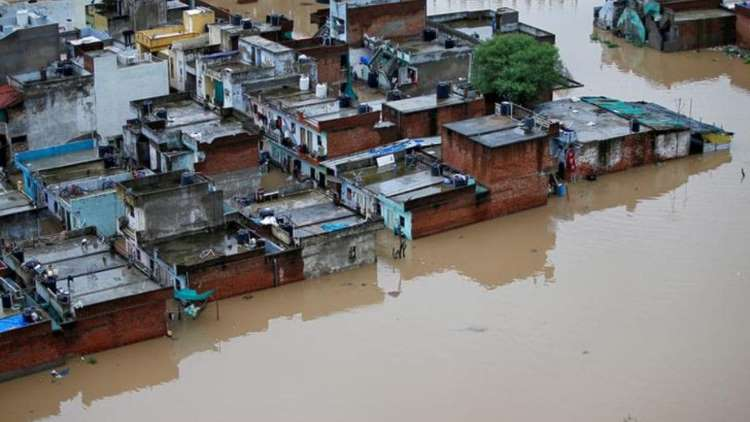 Floods Have Cost India Rs 50,420 Crore In Last Thr