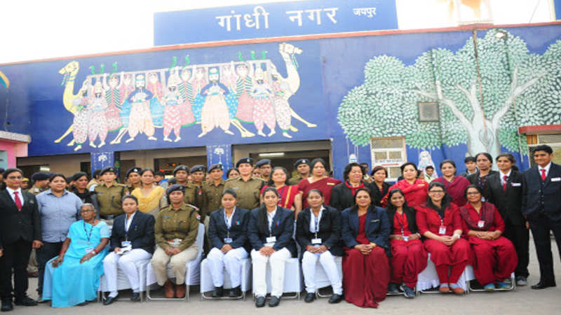 On A New Track: Jaipur's All Women Railway Station