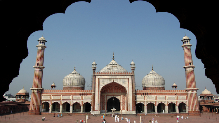 Delhi's Jama Masjid To Close Again Until June 30 A