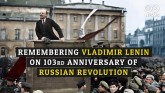 Remembering Vladimir Lenin On Russian Revolution&#