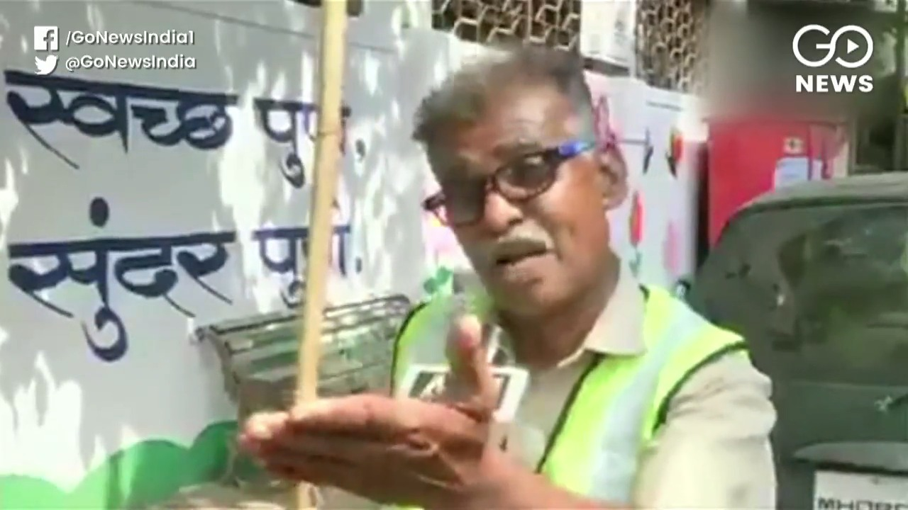 One Man's Cleanliness Drive Is Sweeping People Off