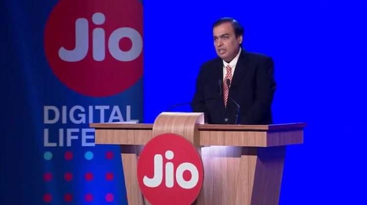 Qualcomm Invests Rs 370 Crore In Jio, Sensex Up 280 Points