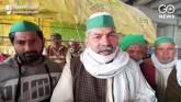 BKU Chief Rakesh Tikait 'Hopeful For Successful Di