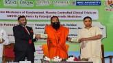 Maharashtra Bans Patanjali's Corona Kit, Threatens