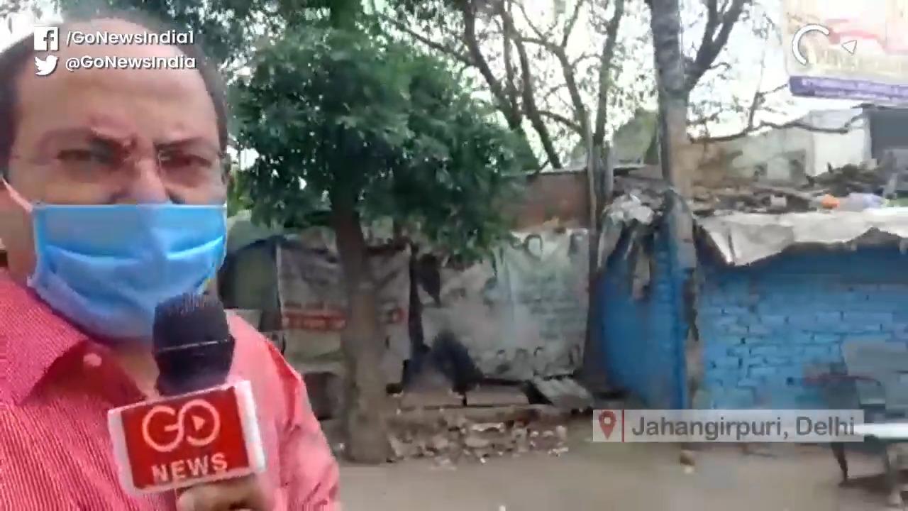 Lockdown: Ground Report From Delhi's Jahangirpuri