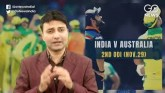 India v Australia, 2nd ODI Preview & Expected Play