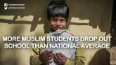 Minorities Rights Day: Muslim School Students Drop