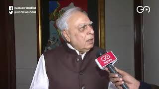 Sibal Questions Delay In FIRs Against Hate Speech