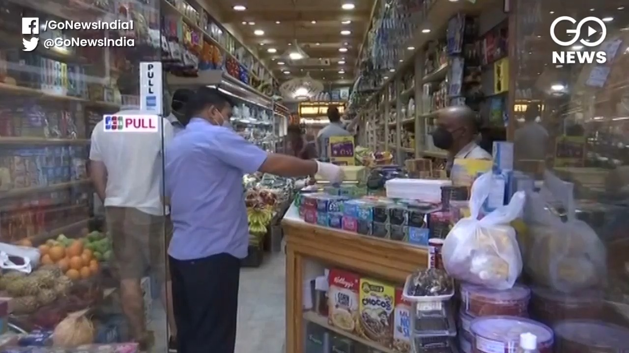 Khan Market Store Owners Complain Of Daily Goods S