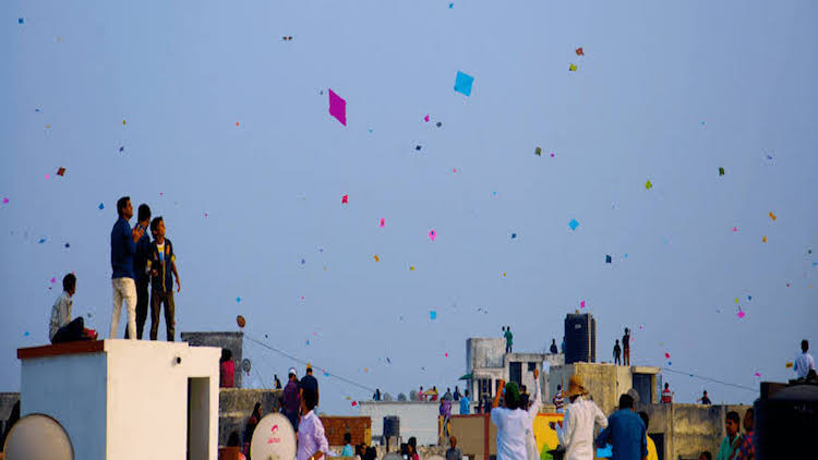 Kite-Flying Festival To Be Expensive Affair This Y