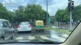 Heavy Rains Lash Delhi-NCR: Traffic Snarls After W
