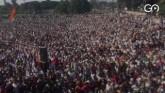 Farmers Defy Police Order, Gather For Mahapanchaya
