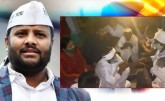 AAP MLA Booked For Visiting Hathras Victim's Kin D