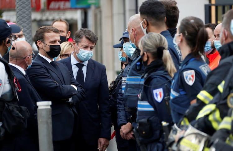 United Against Terrorism: World Leaders Condemn Fr