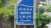 Delhi: Lok Nayak Hospital's Medical Director Test