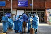 Corona Hospitals were expanded in Delhi, Medical D