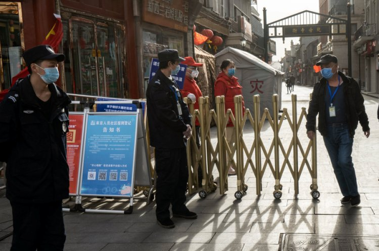 Beijing In Partial Lockdown After Seven New COVID-