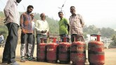 Cooking Fuel Price rise IN Himachal Pradesh In Fes