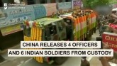 Lieutenant-Colonel Among 10 Indian Army Men Releas