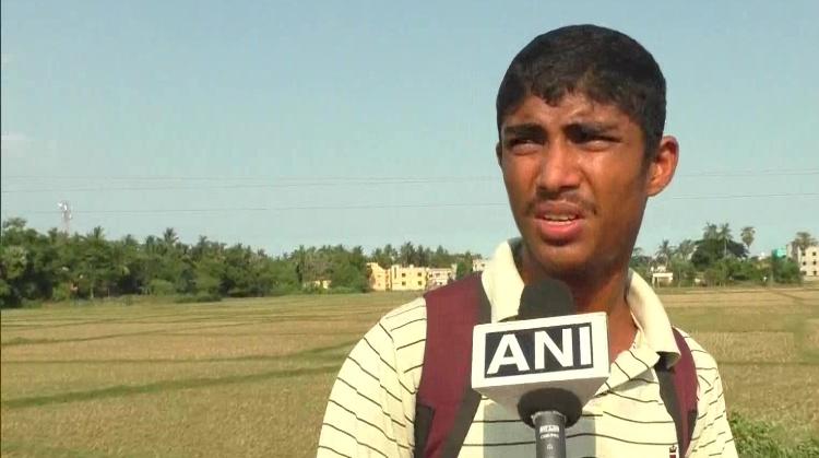 Migrant laborer reached Odisha from Maharashtra by
