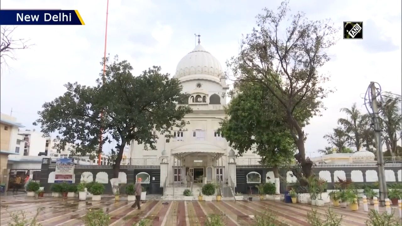 Delhi Gurdwara Creates Facility For COVID-19 Patie