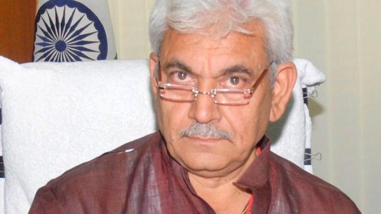 J&K: Manoj Sinha Appointed New Lieutenant Governor