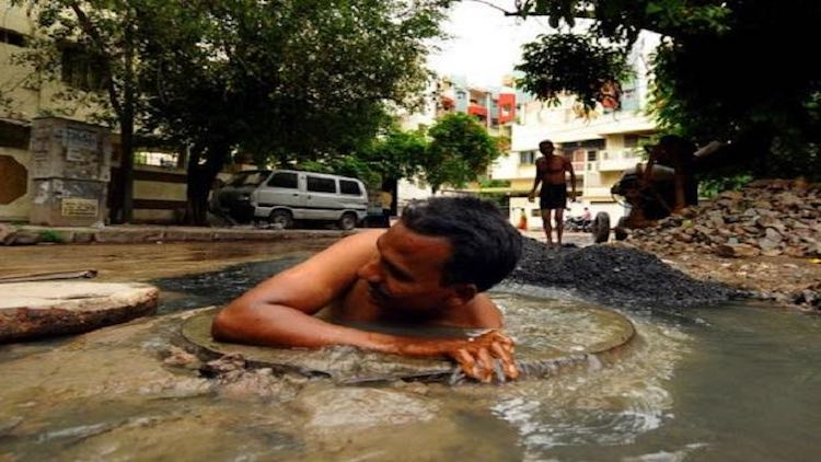 282 Manual Scavengers Died In Last 4 Years: Centra