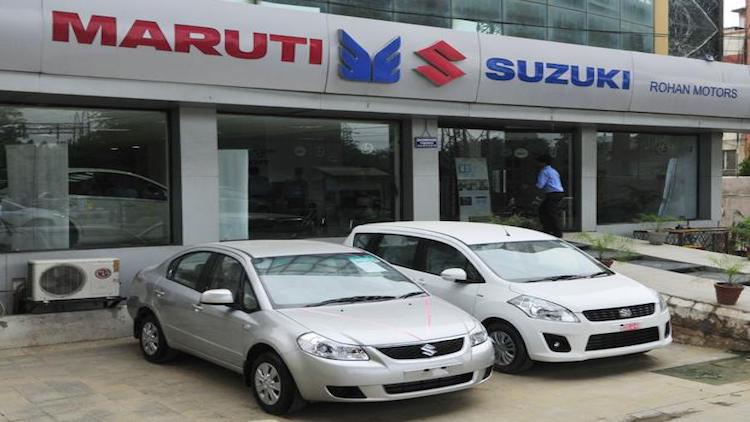 Suzuki Cuts Its Sales Estimates By 20%