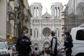 France On Edge After 'Terror Attack' In Nice Churc