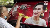 Election Commission Officials Detained in Myanmar