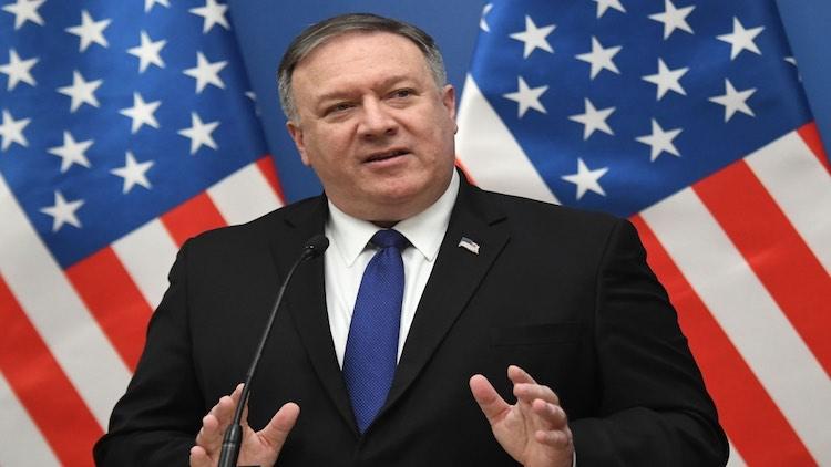 US No Longer Views Israeli West Bank Settlements A