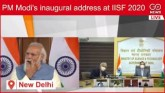 PM Modi's inaugural address at India International