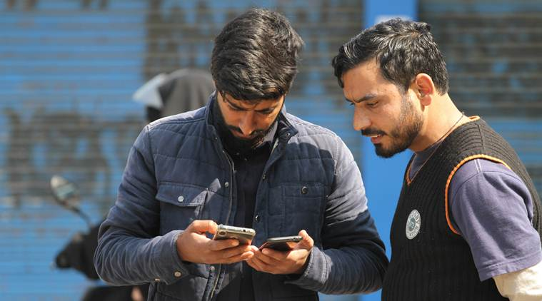 J&K: Prepaid & Postpaid 2G Mobile Internet Partial