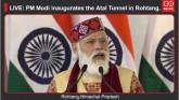 Celebrating PM Modi's 69th Birthday