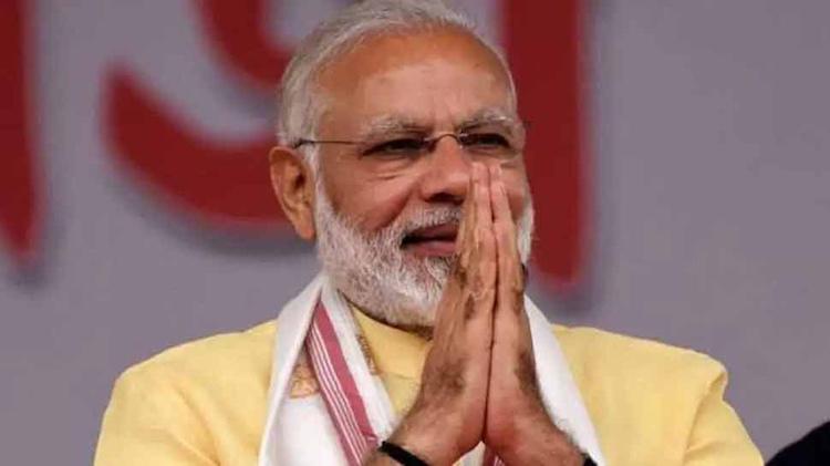 Question Over Modi's Social Media Handover To Wome