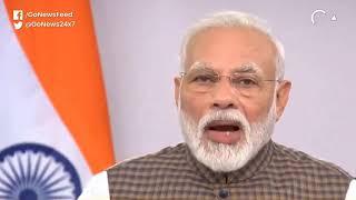 PM Modi: India To Go Under Complete Lockdown For 2