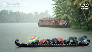 Monsoon Hits Kerala Right On Time