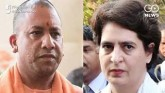 'Crime And Corona Out Of Control In UP': Priyanka