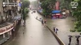Red Alert For Mumbai After Heavy Rain Leads To Flo