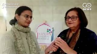 Jaipur Literature Festival 2020 To Have Climate Ch
