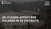 UP: Floods Affect More Than 800 Villages In 20 Dis