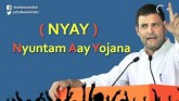 Rahul Gandhi Urges Modi Govt To Implement NYAY To