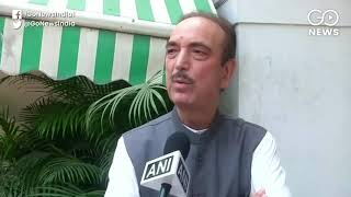 Azad Says Backing BJP In Haryana Will Be A 'Big Mi