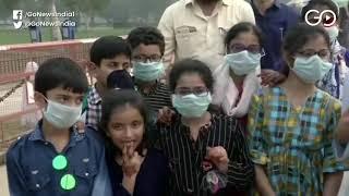 Unprecedented Health Emergency Declared In Delhi-N