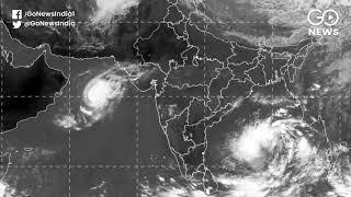 'Maha' Cyclone To Make Landfall In Gujarat & Mahar