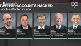 Multiple High-Profile Twitter Accounts Hacked In B